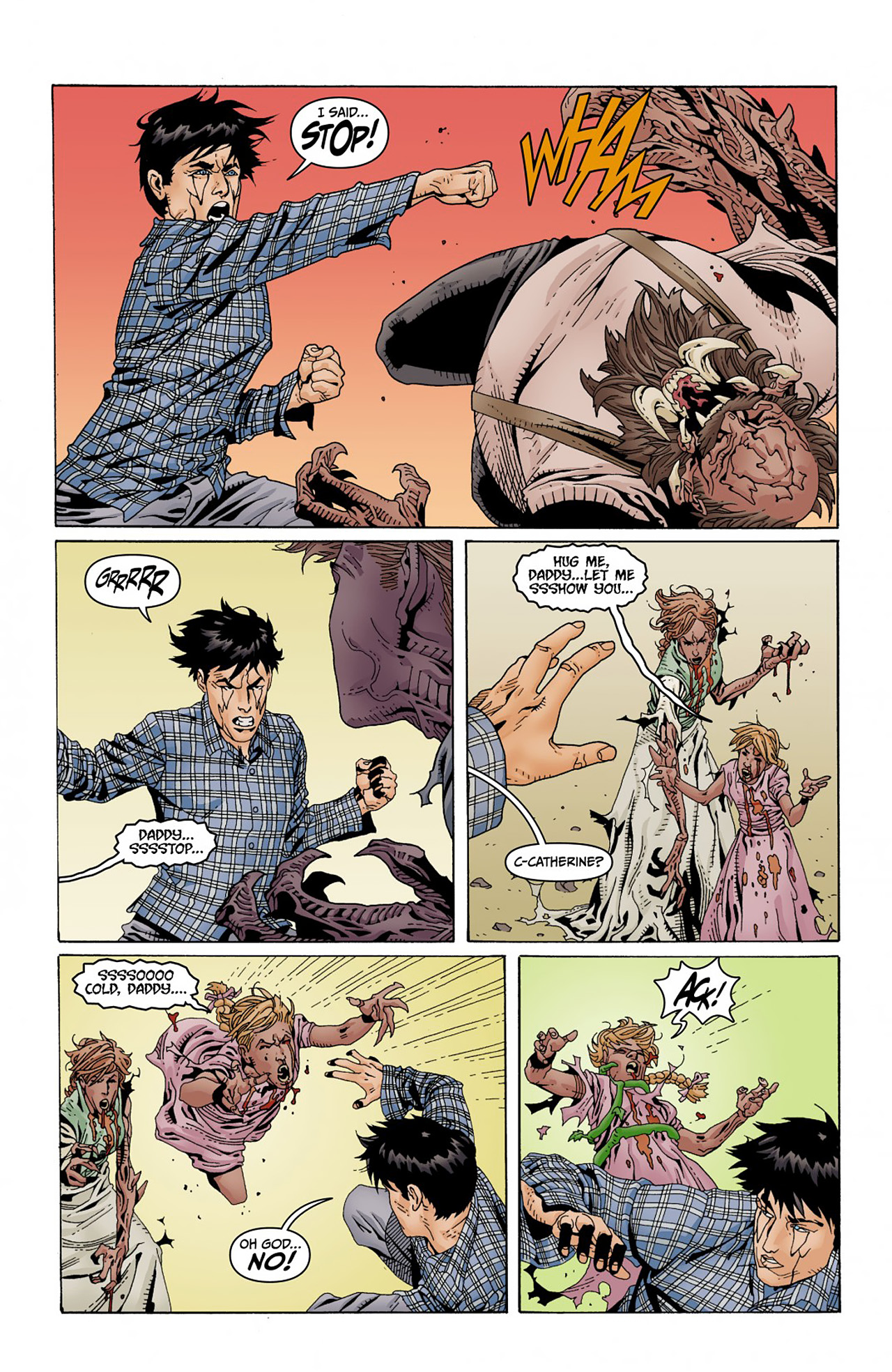 Read online Animal Man (2011) comic -  Issue #Animal Man (2011) _Annual 1 - 28
