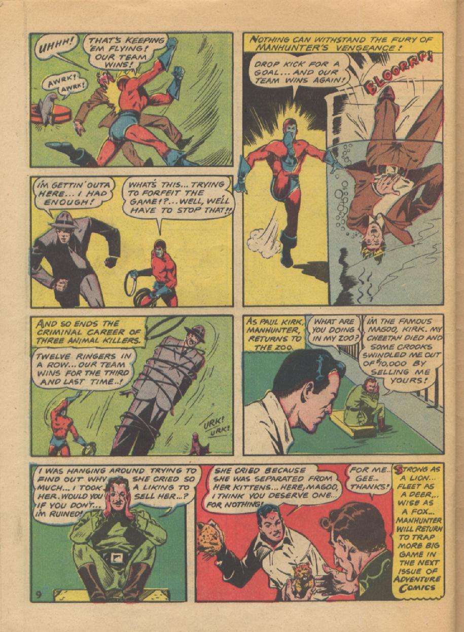 Read online Adventure Comics (1938) comic -  Issue #81 - 55
