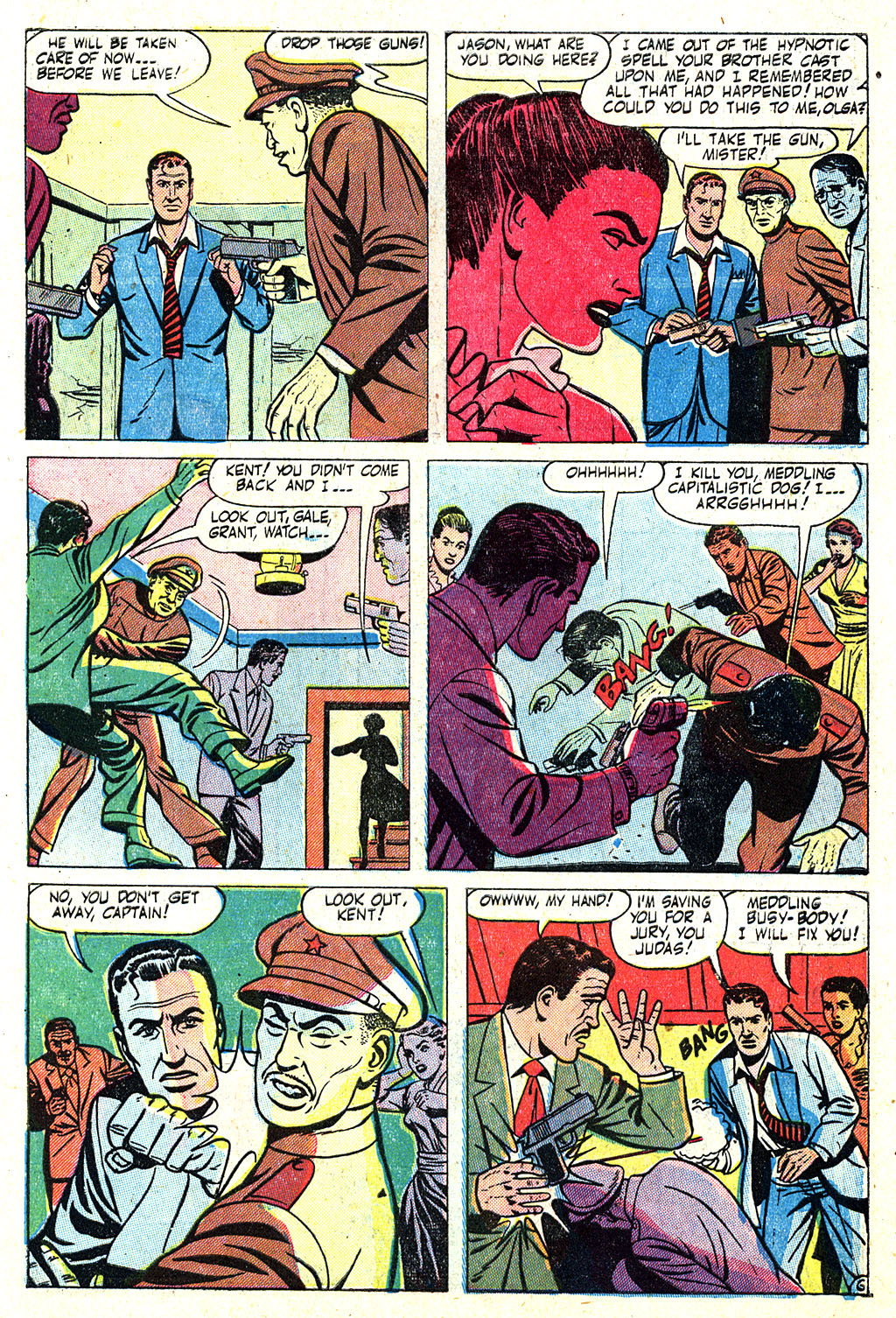 Kent Blake of the Secret Service issue 5 - Page 31