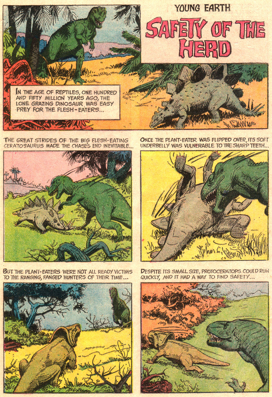 Read online Turok, Son of Stone comic -  Issue #67 - 13