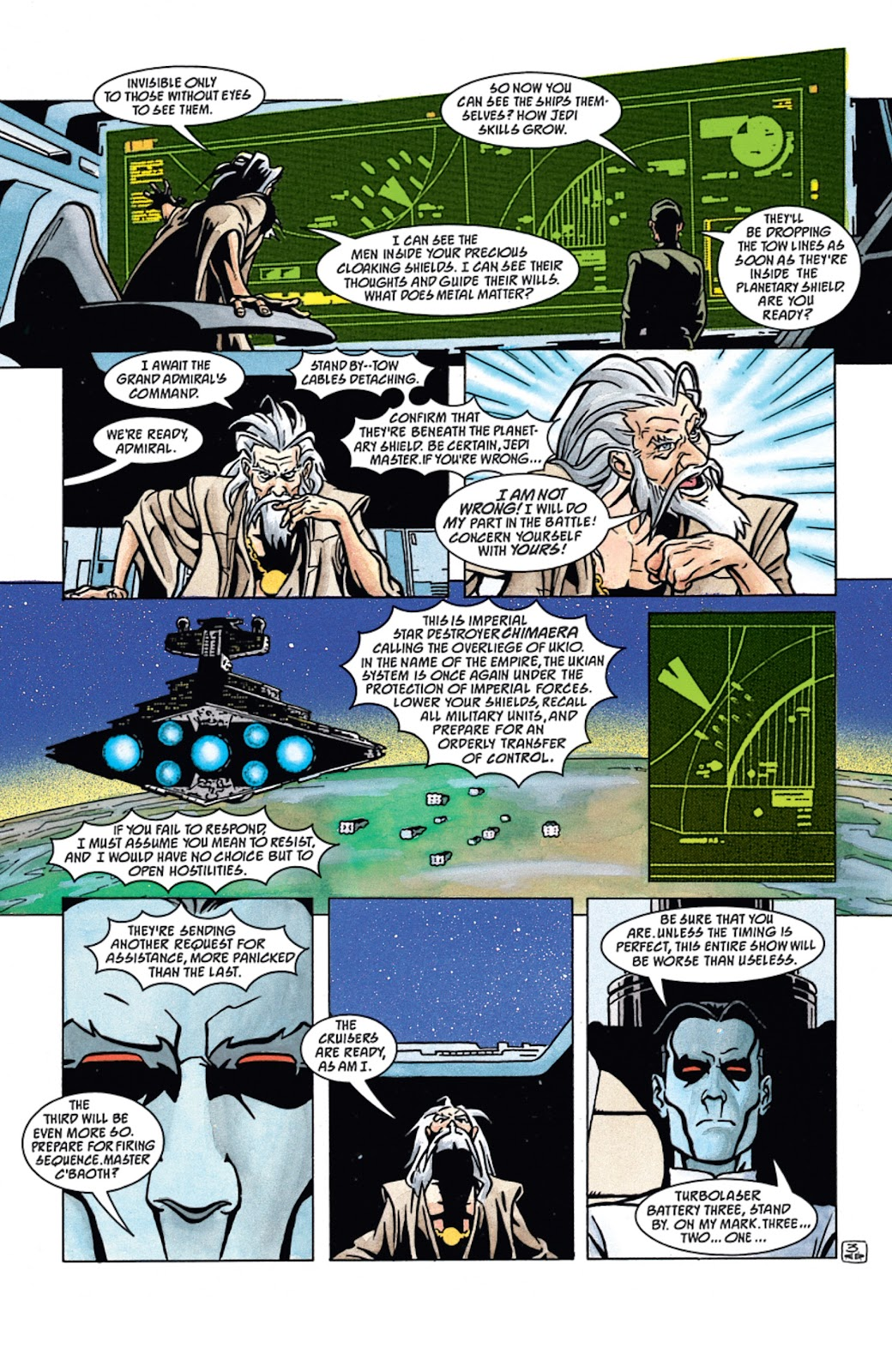 Read online Star Wars Legends: The New Republic - Epic Collection comic -  Issue # TPB 4 (Part 4) - 1