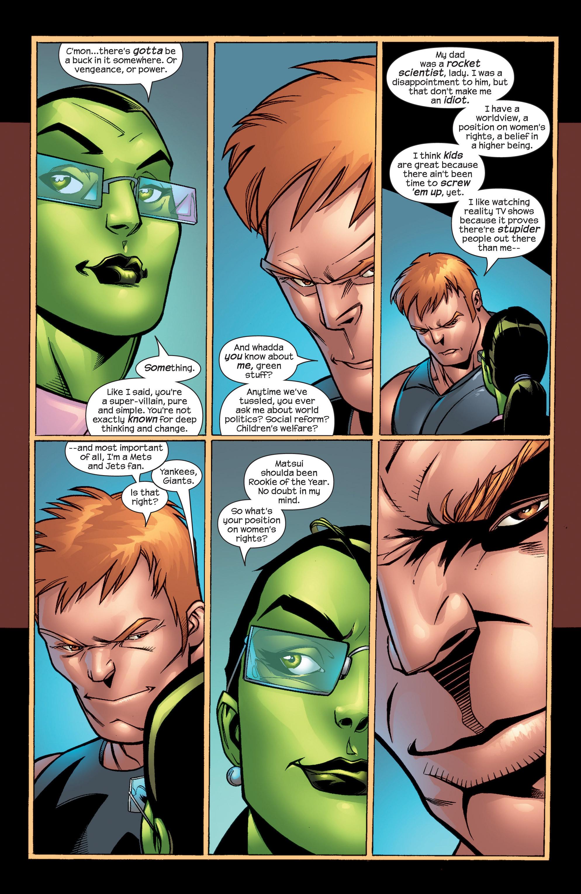 Read online Uncanny X-Men (1963) comic -  Issue #435 - 20