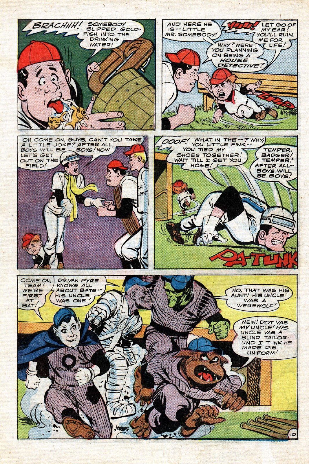 The Adventures of Bob Hope issue 106 - Page 16