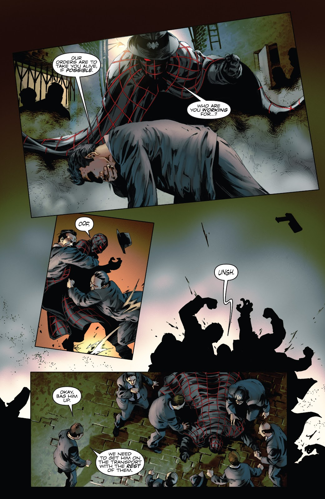 Read online Codename: Action comic -  Issue #3 - 15