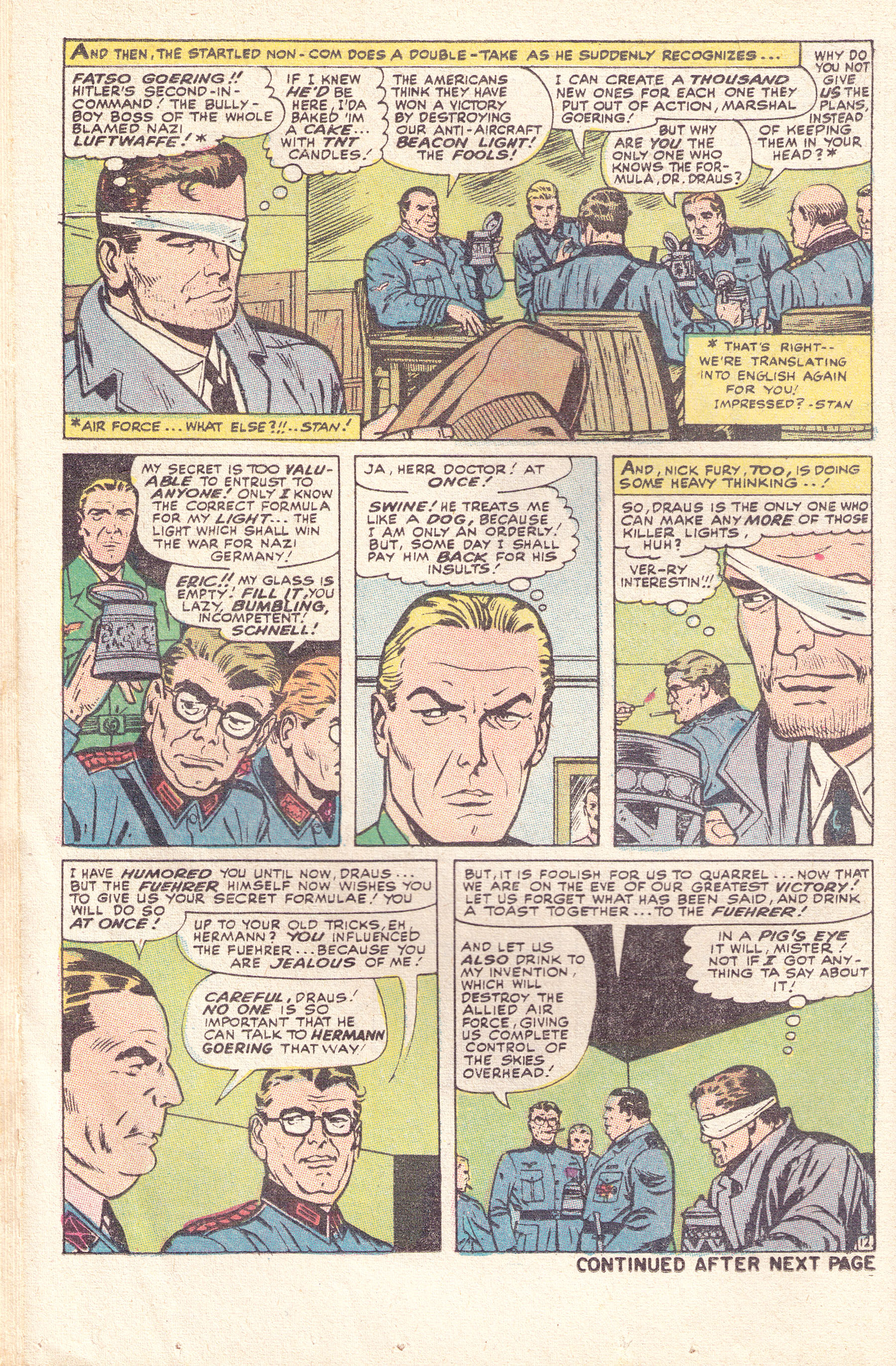 Read online Sgt. Fury comic -  Issue #89 - 18