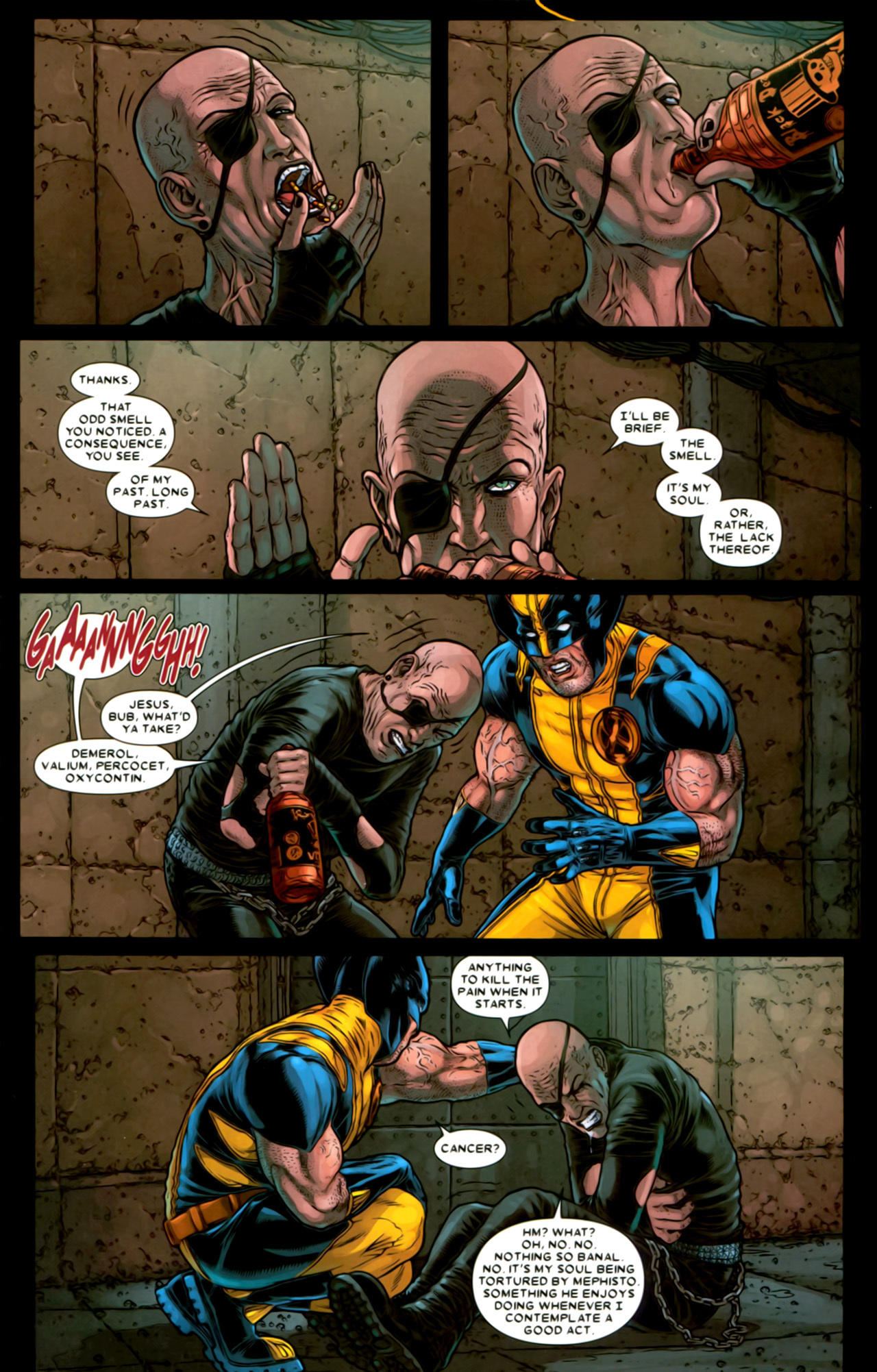Read online Wolverine: The Best There Is comic -  Issue #2 - 20