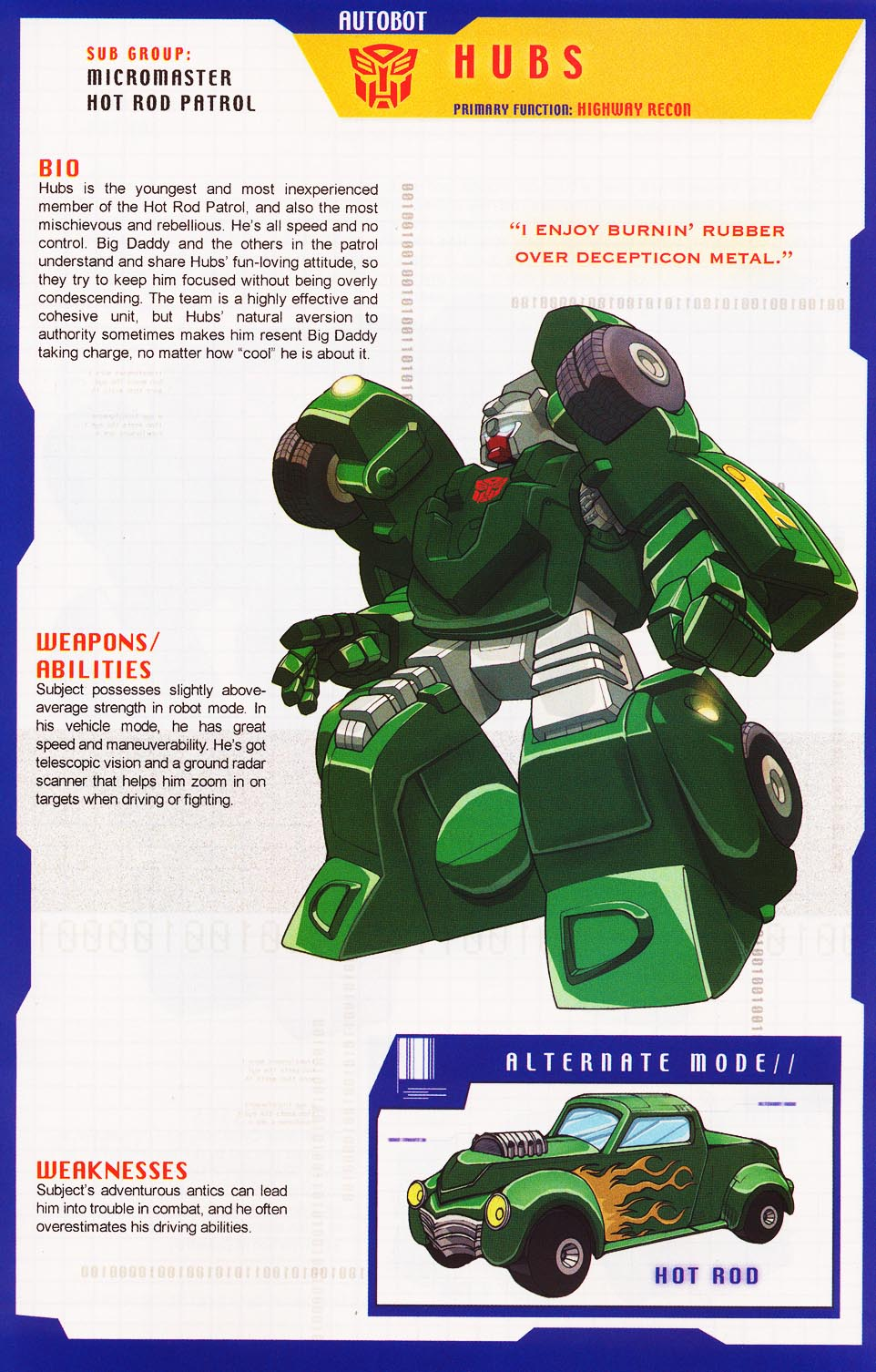 Read online Transformers: More than Meets the Eye comic -  Issue #3 - 33