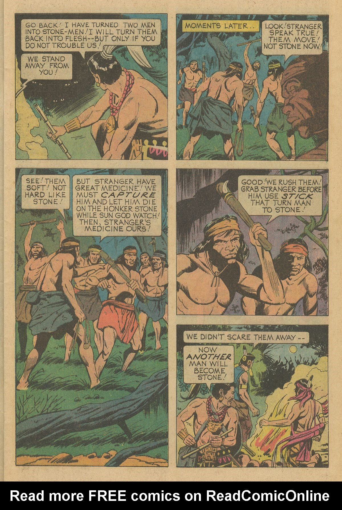 Read online Turok, Son of Stone comic -  Issue #95 - 9