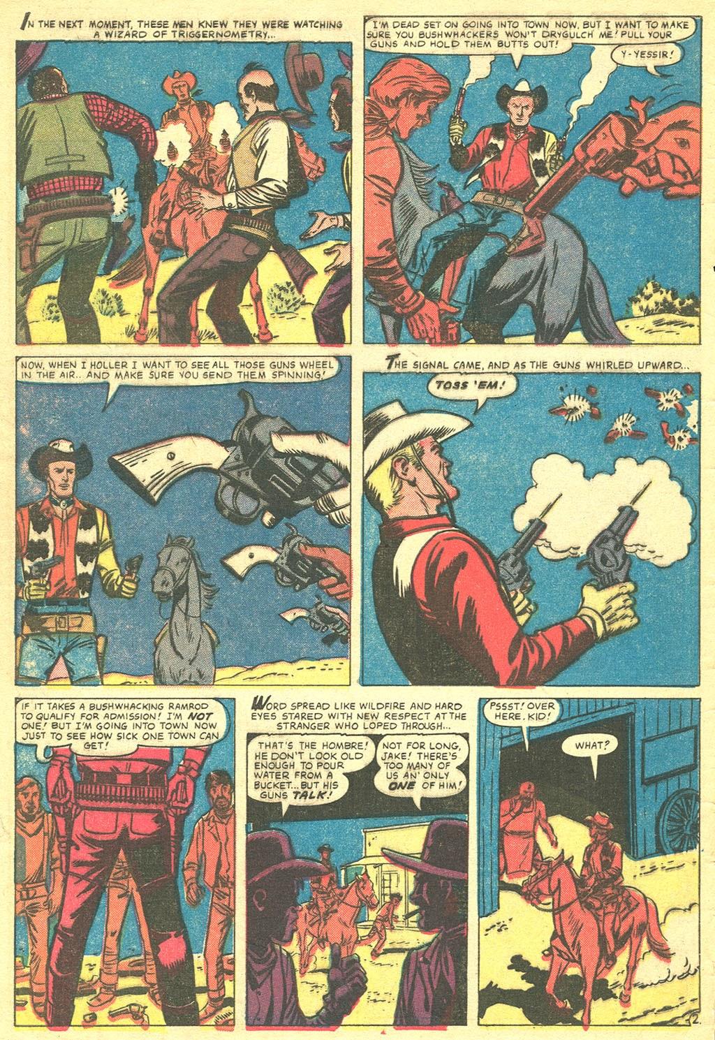 Gunsmoke Western issue 41 - Page 4