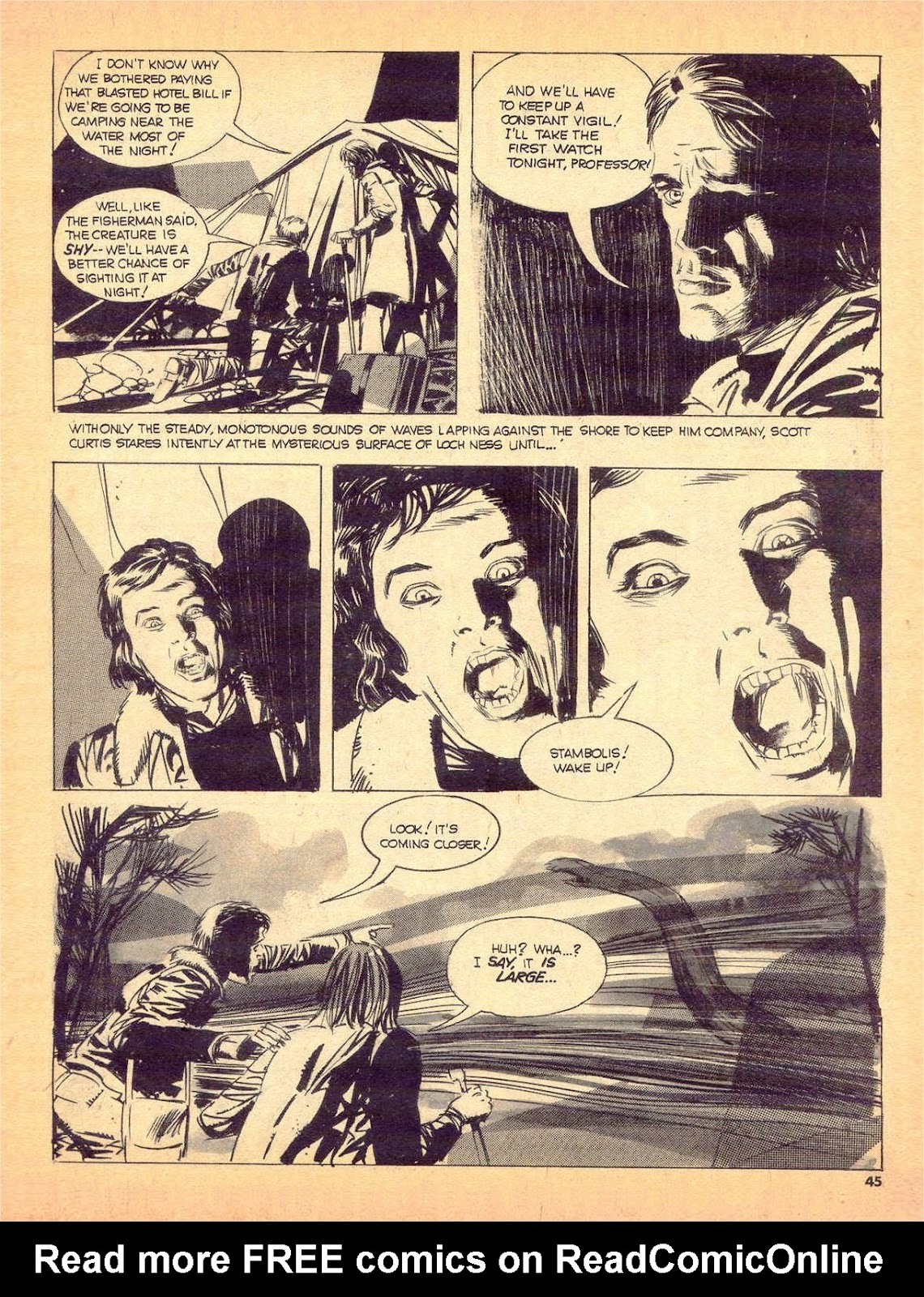 Creepy (1964) Issue #53 #53 - English 44
