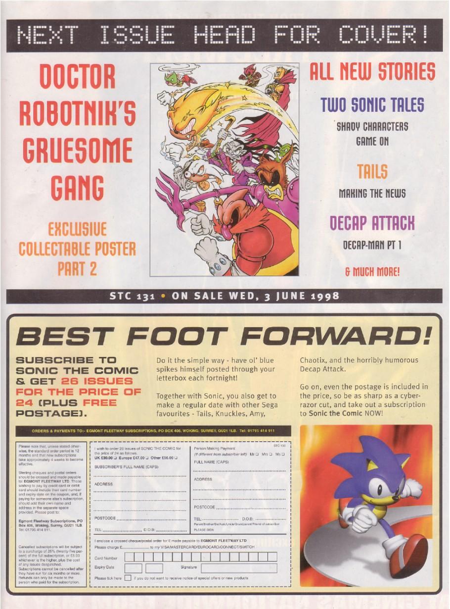 Read online Sonic the Comic comic -  Issue #130 - 28