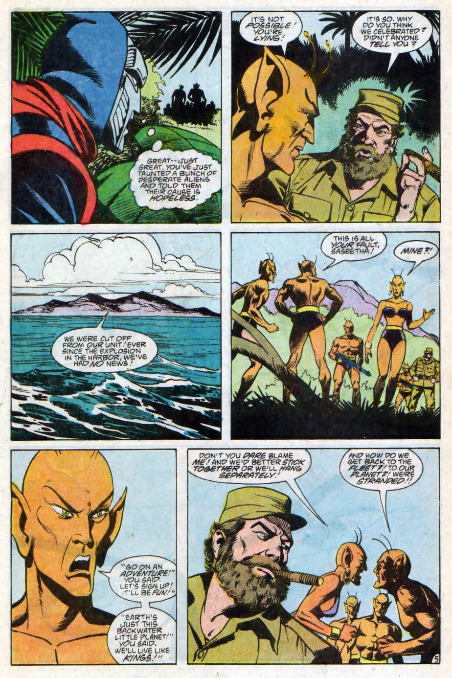 Manhunter (1988) issue 9 - Page 6