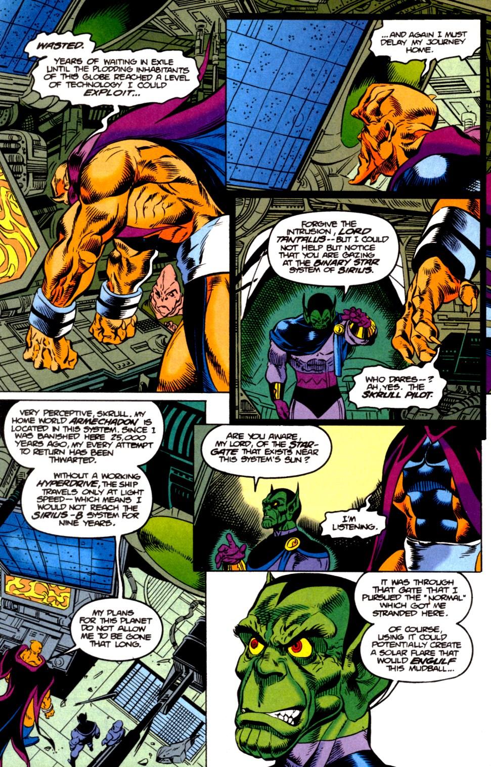 Read online Blackwulf comic -  Issue #6 - 12