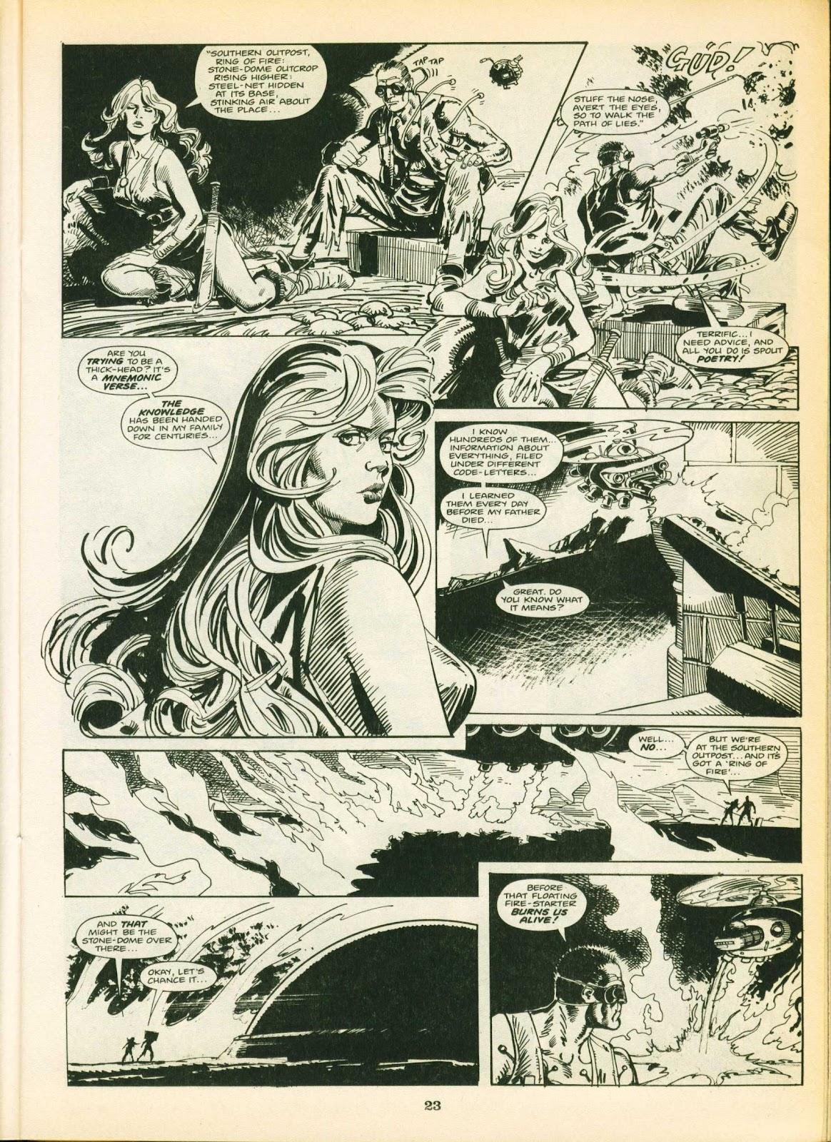 Warrior Issue #16 #17 - English 23