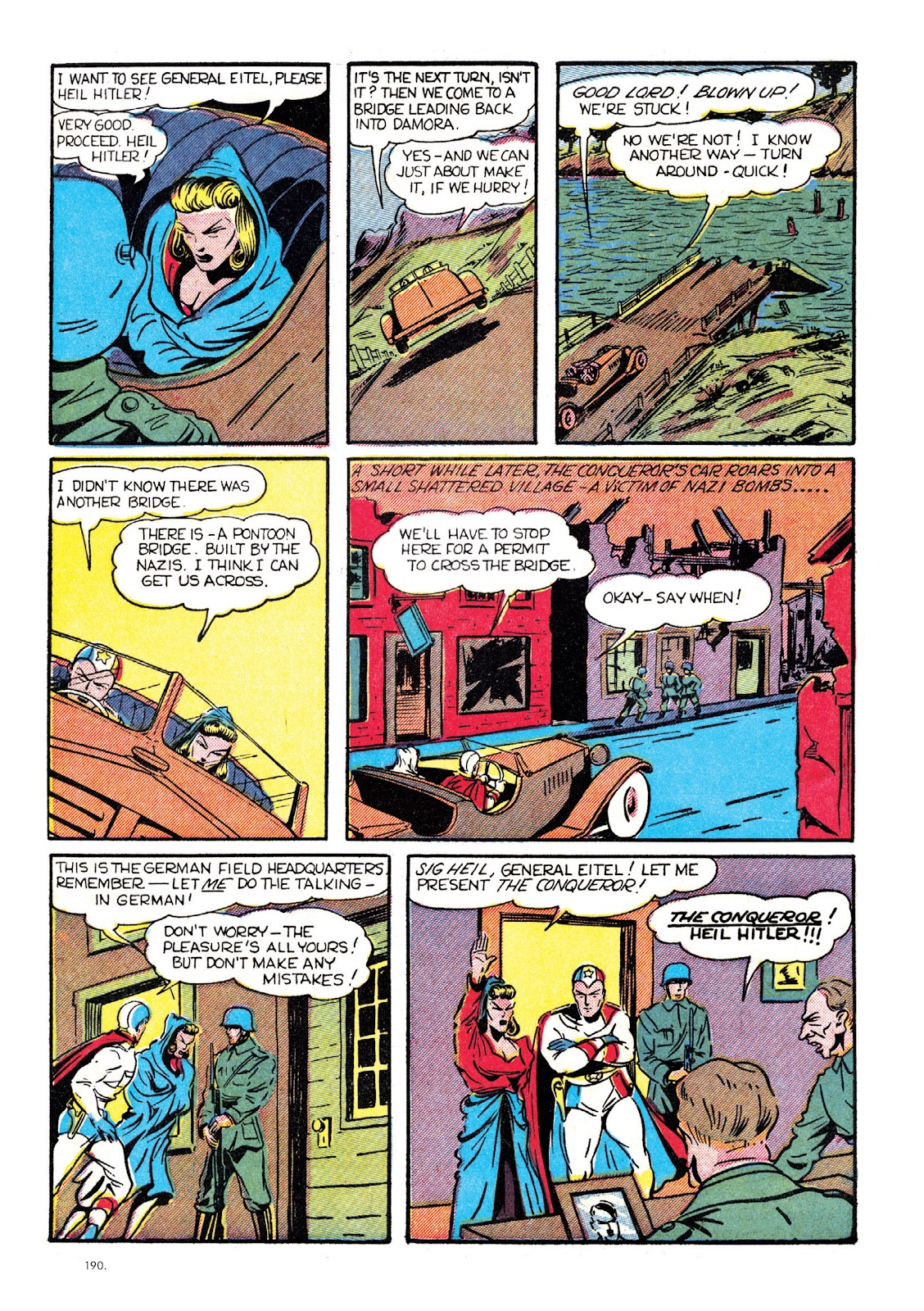 Read online The Bill Everett Archives comic -  Issue # TPB 1 (Part 2) - 87