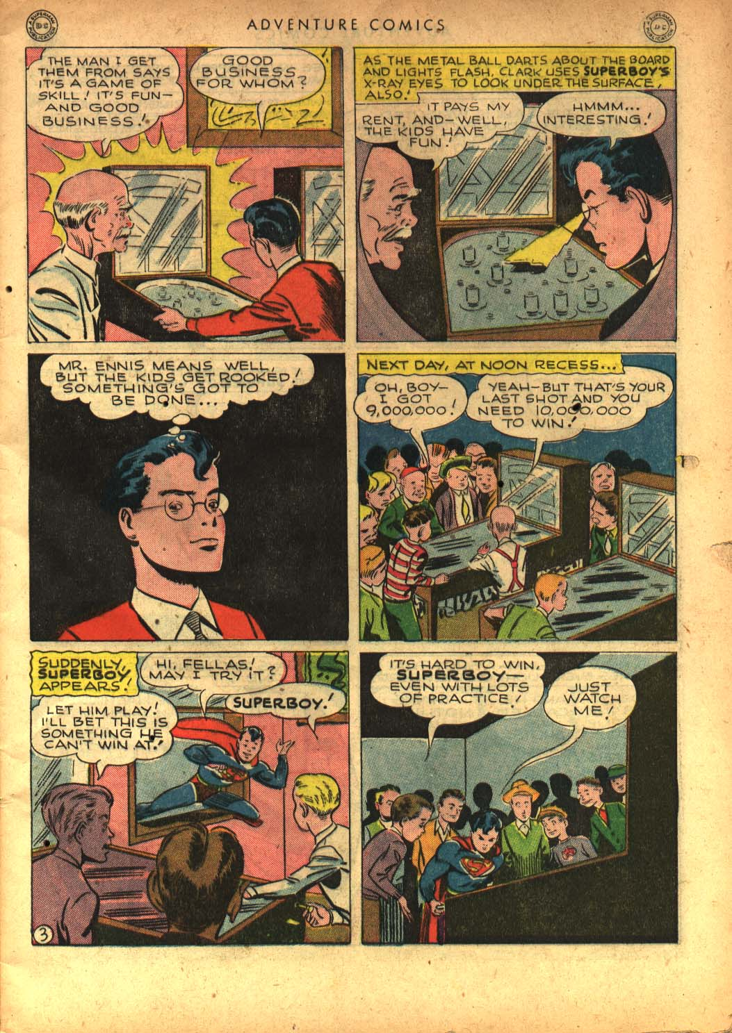 Read online Adventure Comics (1938) comic -  Issue #109 - 5