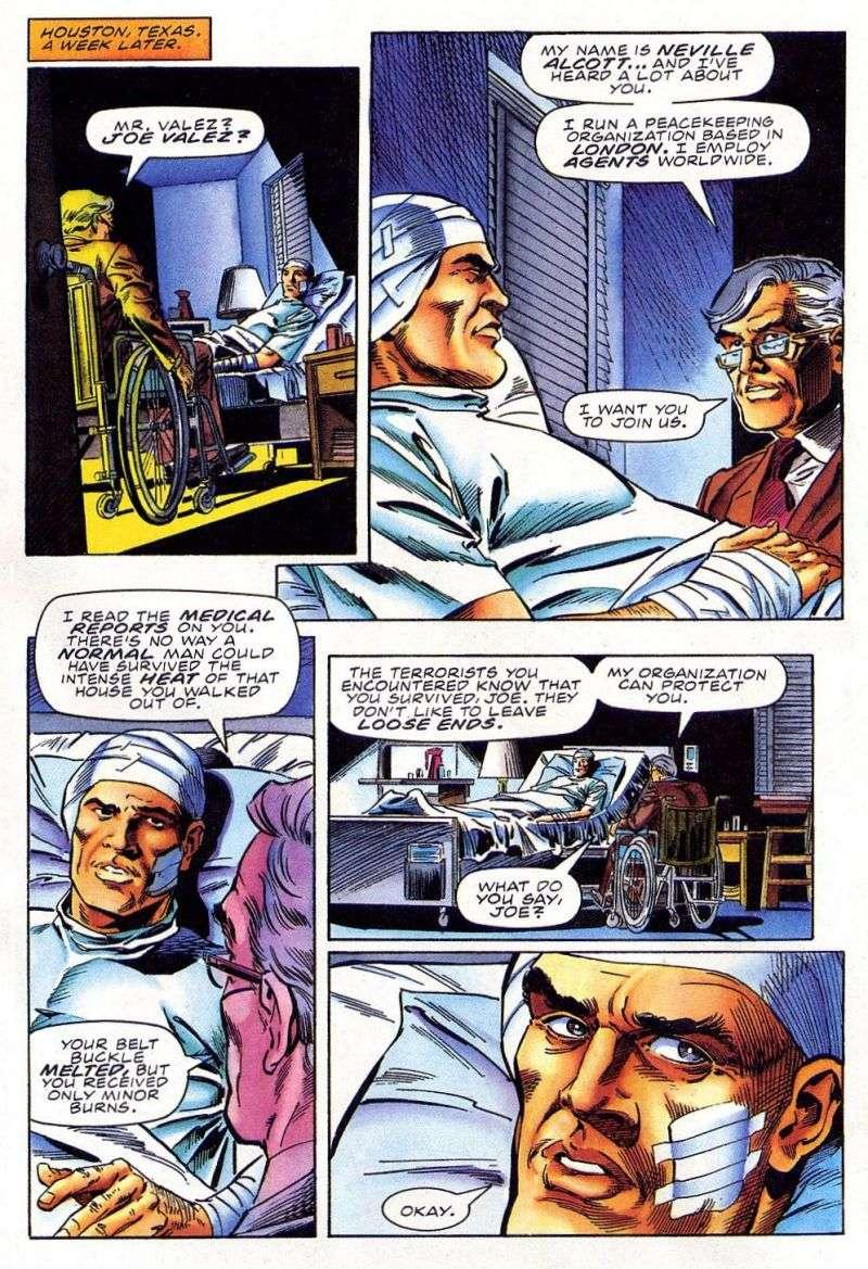Read online Secret Weapons comic -  Issue #11 - 7