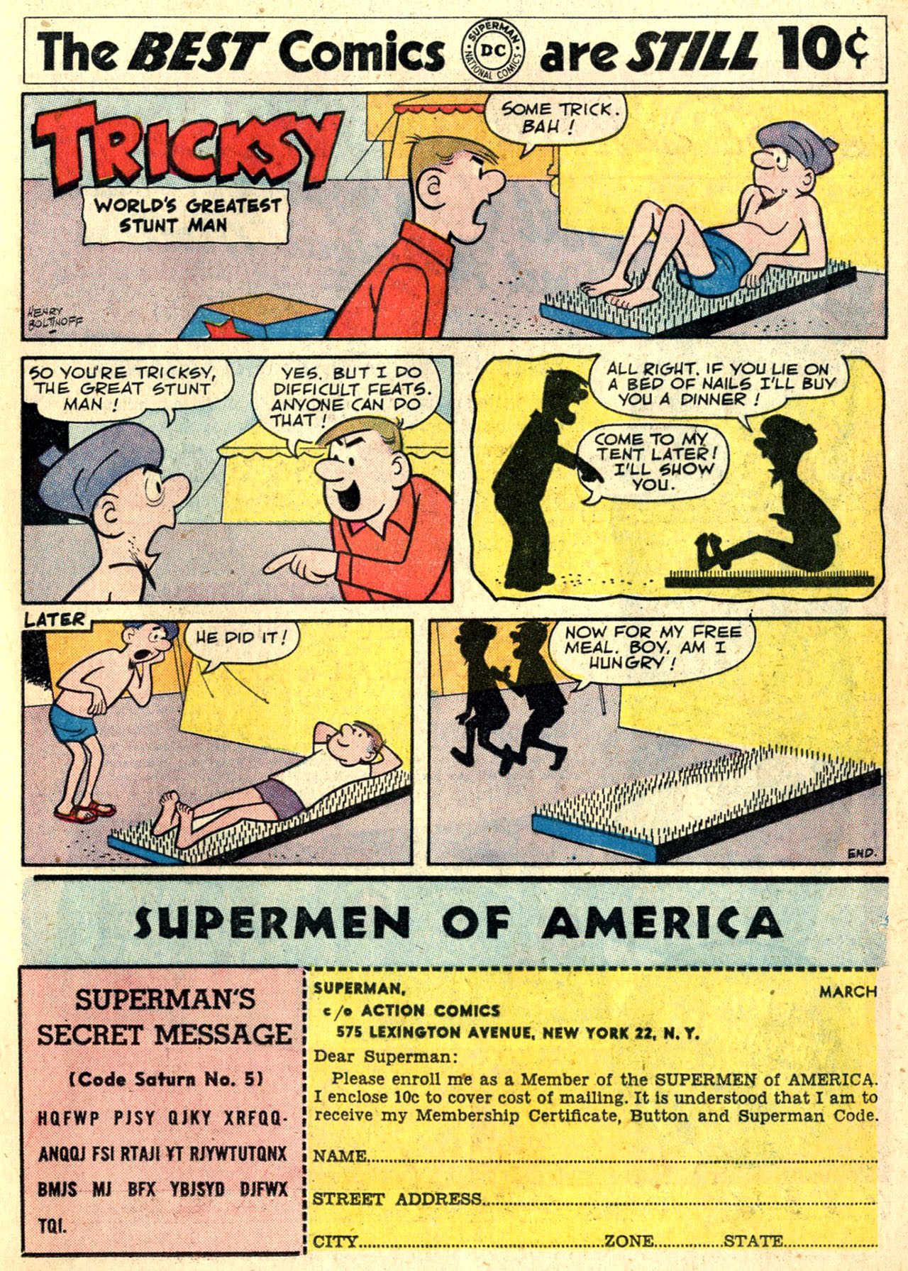 Read online Action Comics (1938) comic -  Issue #274 - 33