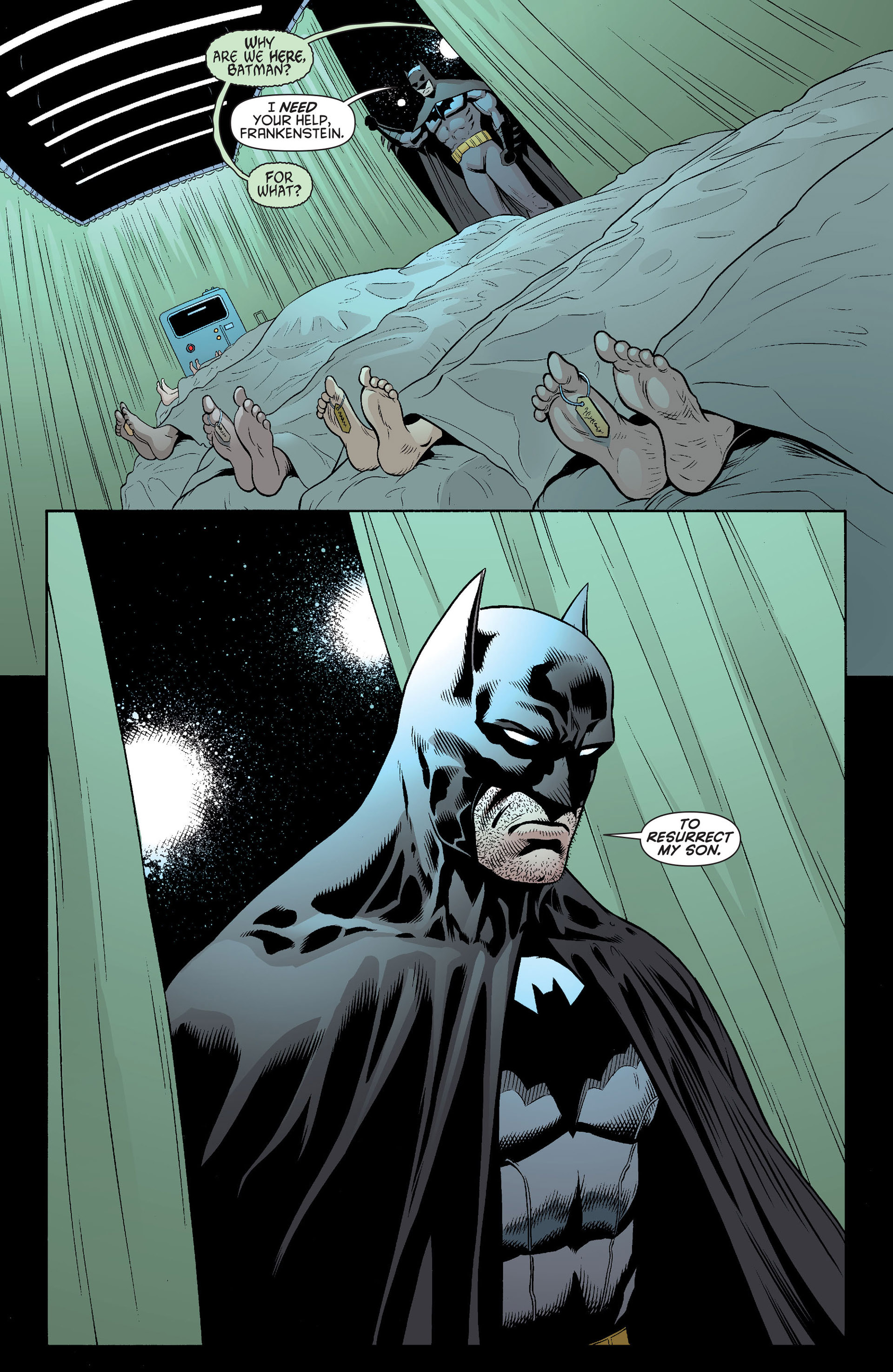 Read online Batman and Robin (2011) comic -  Issue #19 - 11