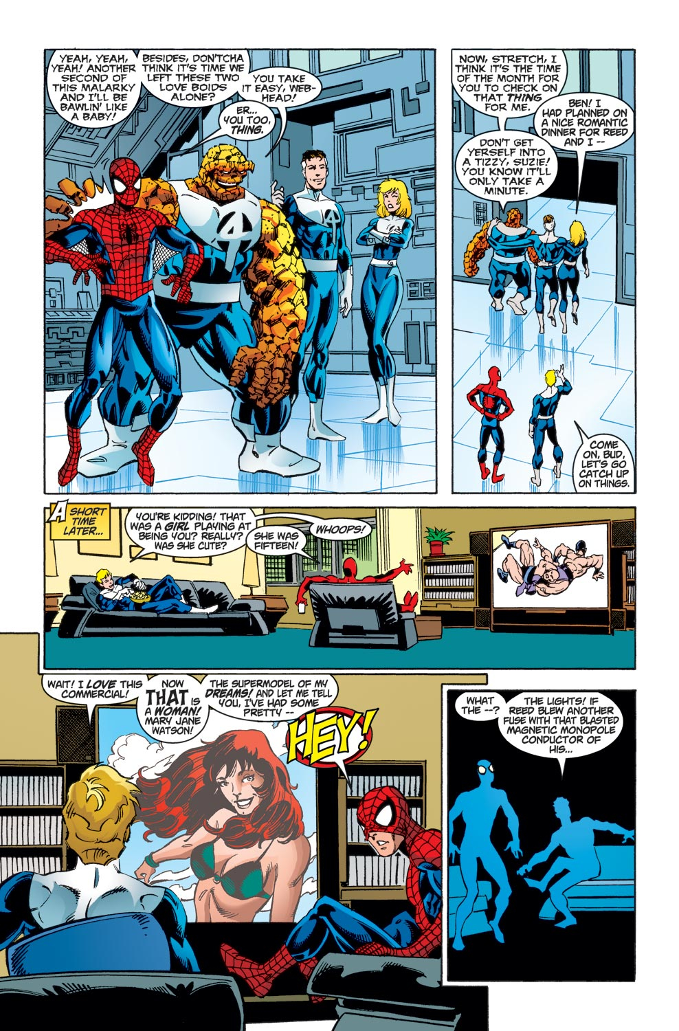 The Amazing Spider-Man (1999) 4 Page 4