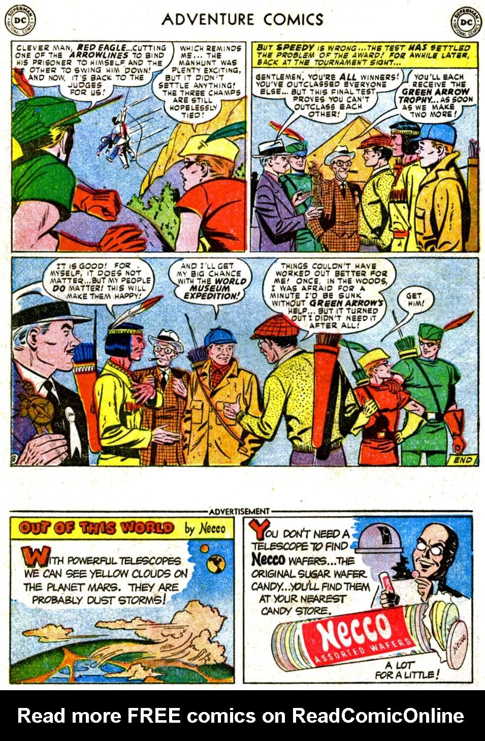 Read online Adventure Comics (1938) comic -  Issue #177 - 40