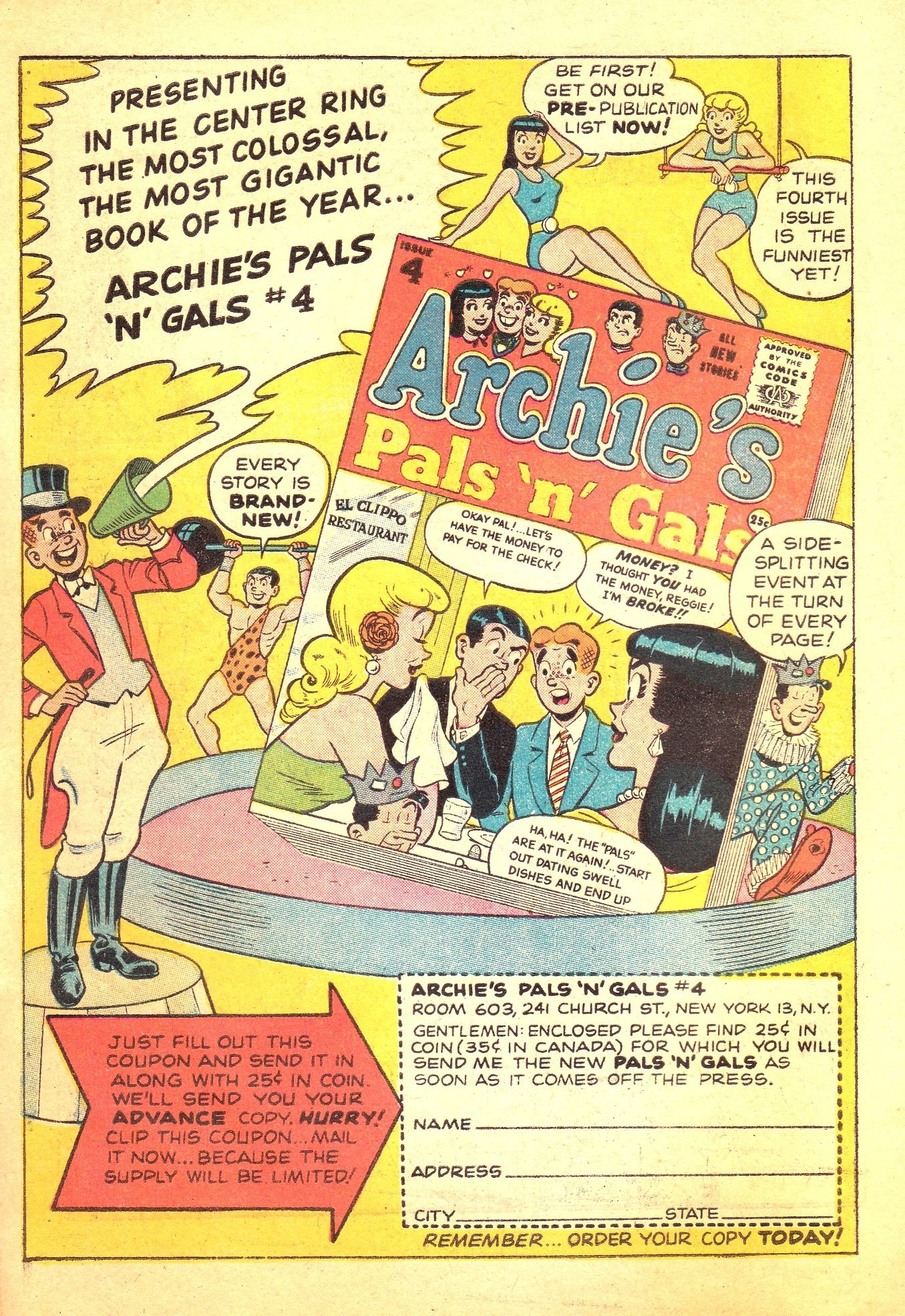 Archie Comics issue 077 - Page 10