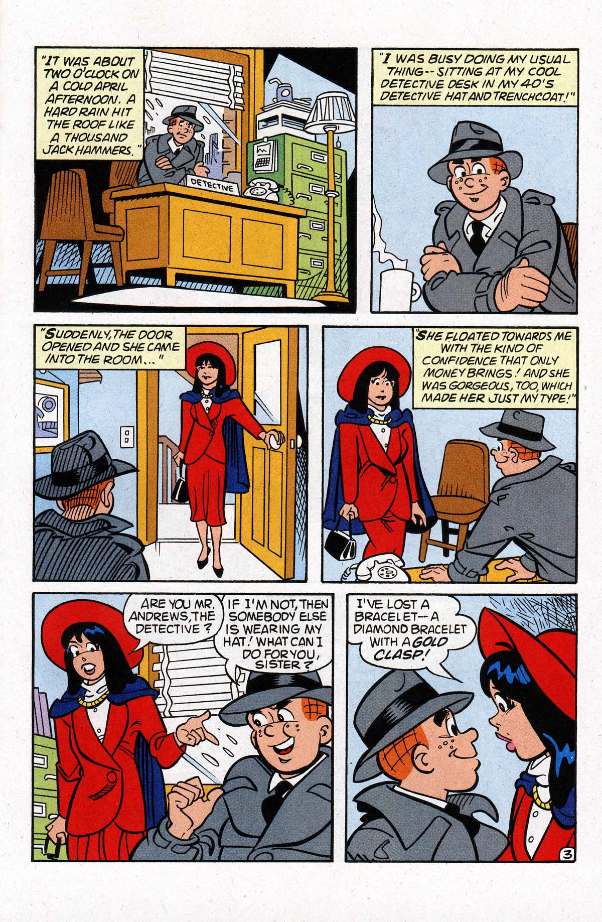 Read online Archie (1960) comic -  Issue #533 - 4