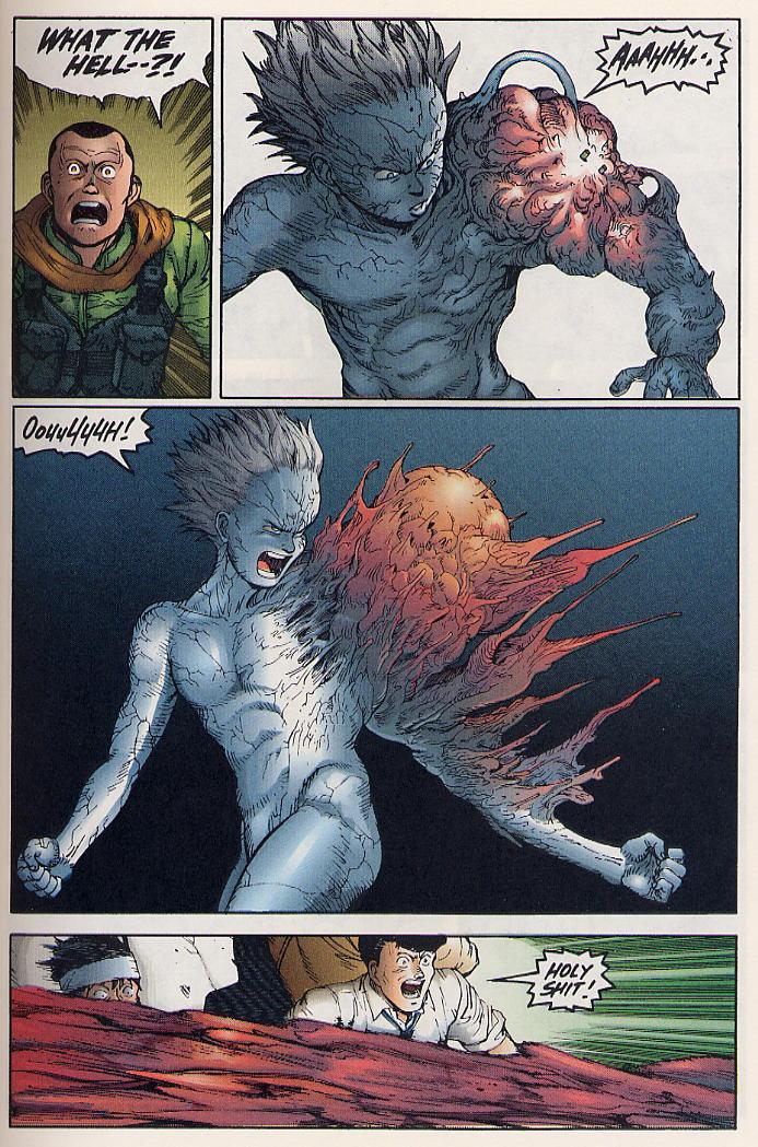 Read online Akira comic -  Issue #32 - 12