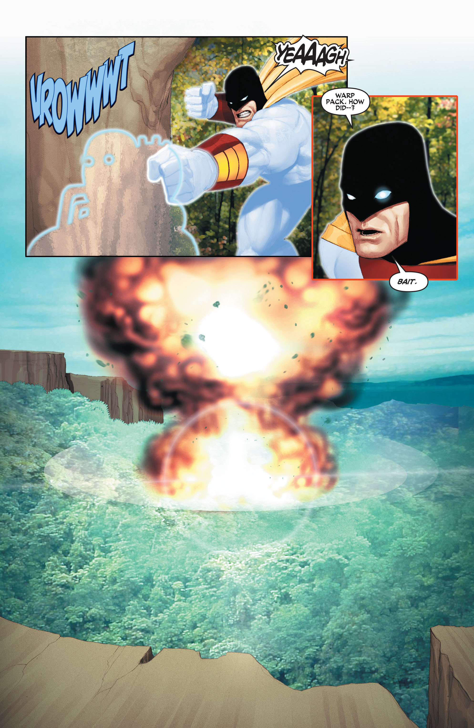 Read online Space Ghost (2016) comic -  Issue # Full - 64