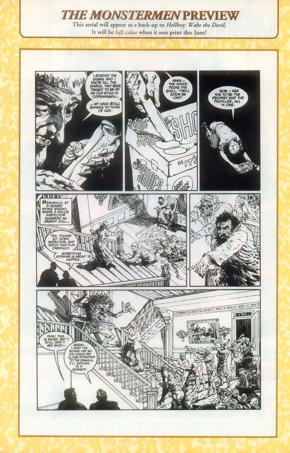 Godzilla (1995) Issue #11 #12 - English 32