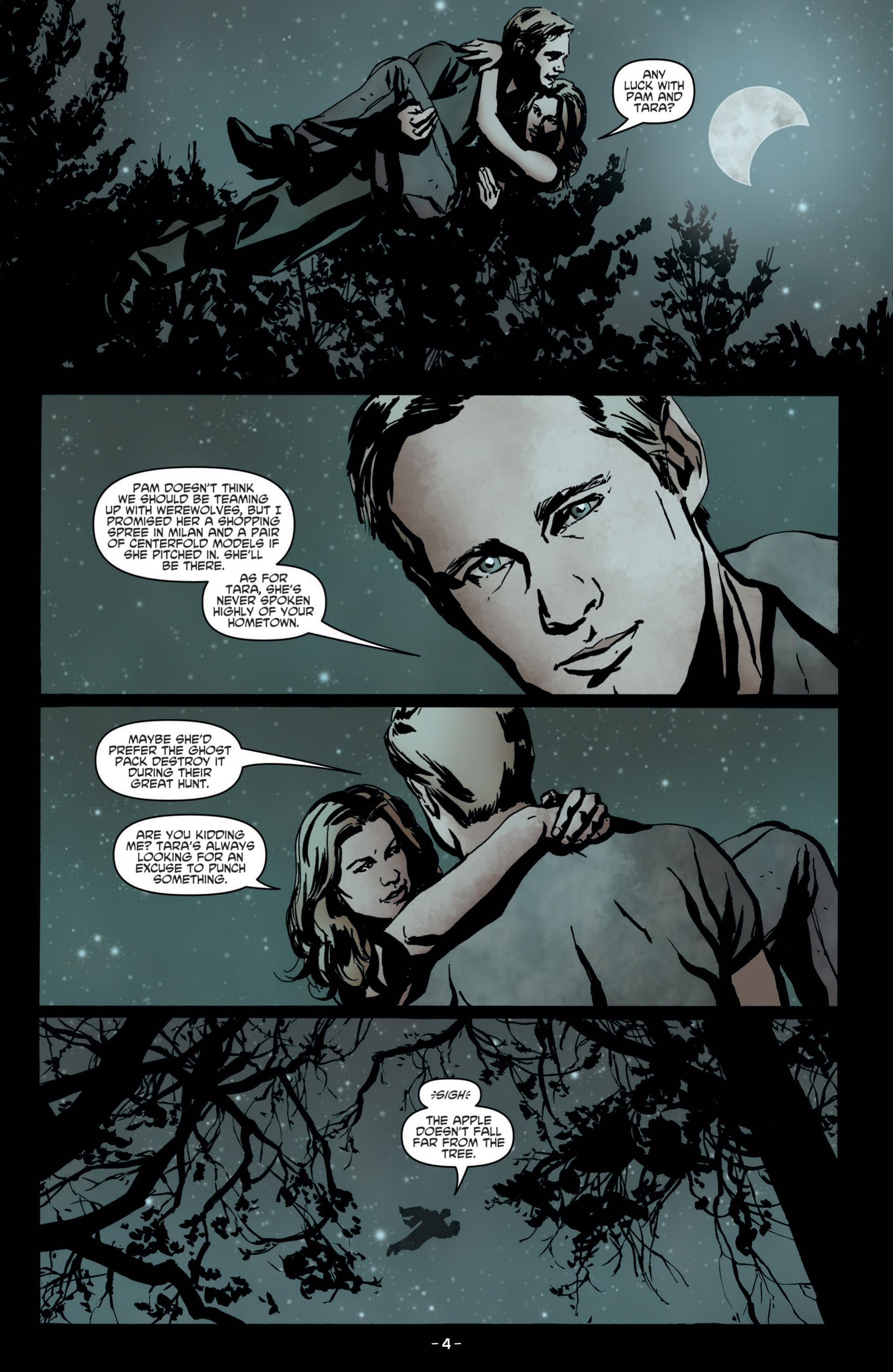 Read online True Blood (2012) comic -  Issue #9 - 6