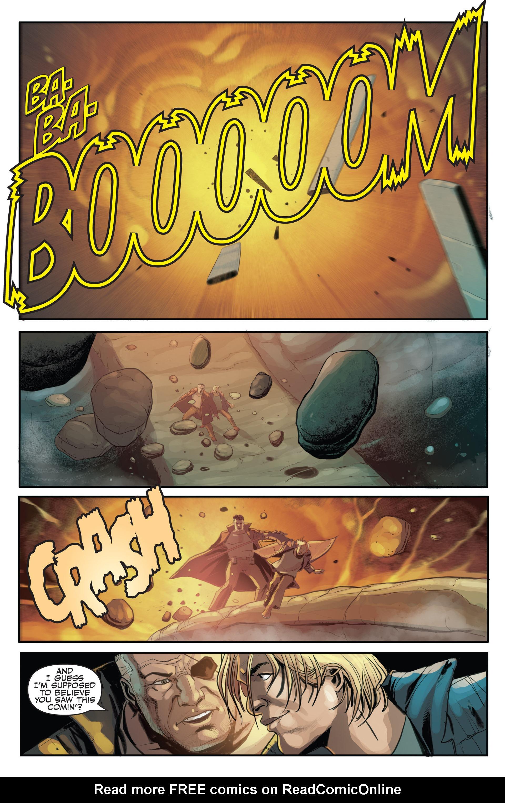 Read online Secret Warriors comic -  Issue #21 - 13