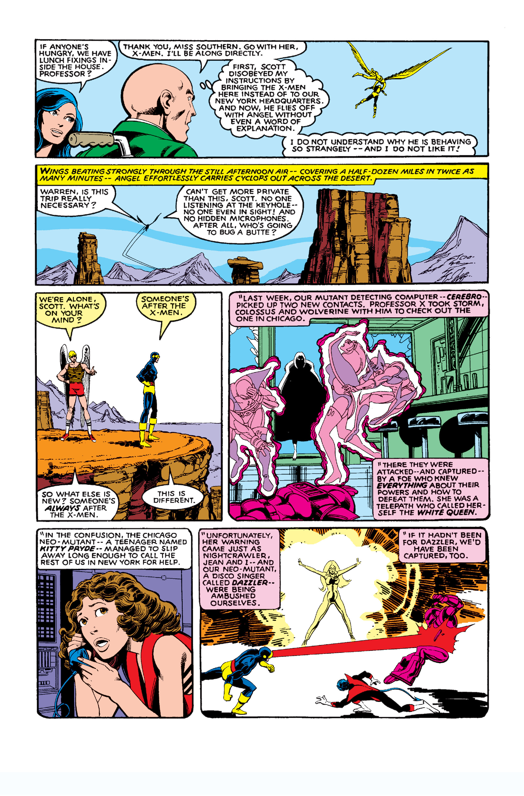 Uncanny X-Men (1963) 132 Page 3