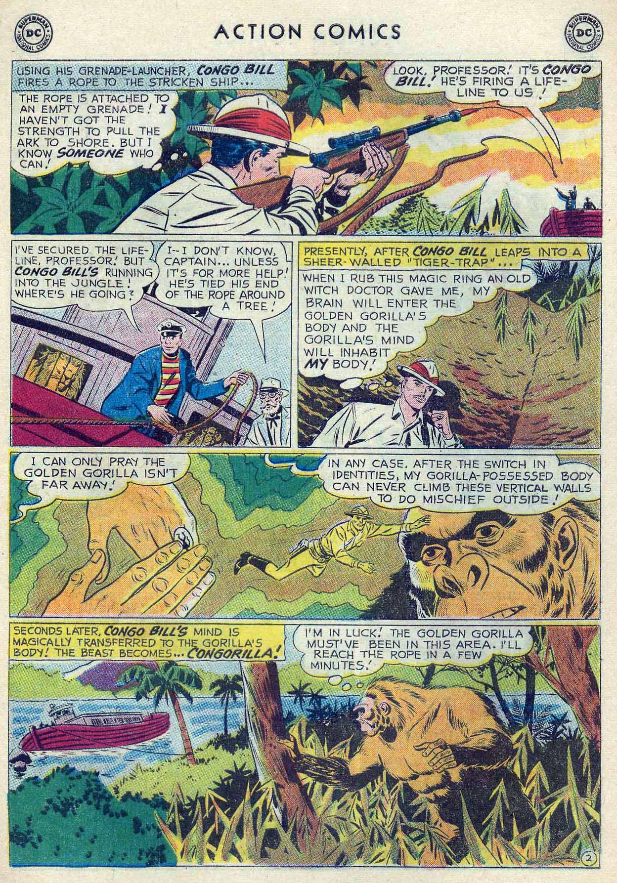 Read online Action Comics (1938) comic -  Issue #253 - 27