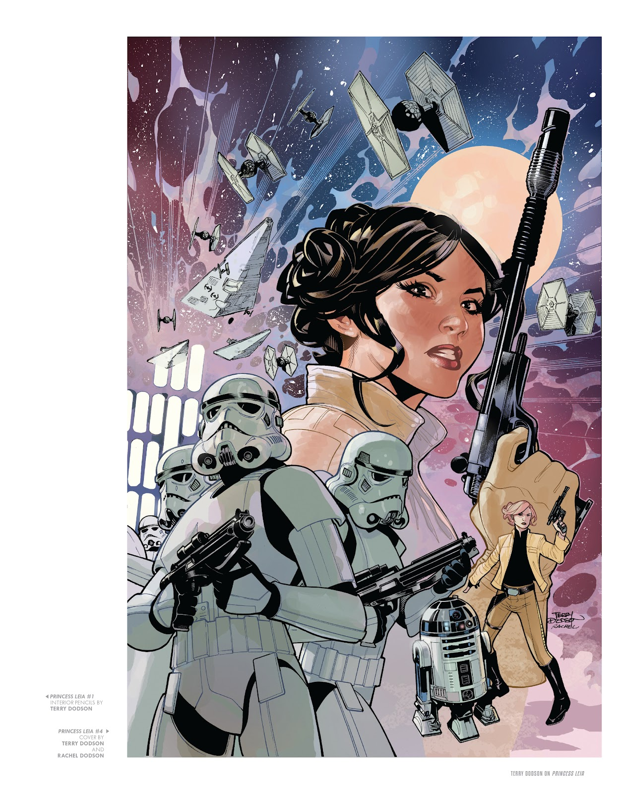 Read online The Marvel Art of Star Wars comic -  Issue # TPB (Part 2) - 30