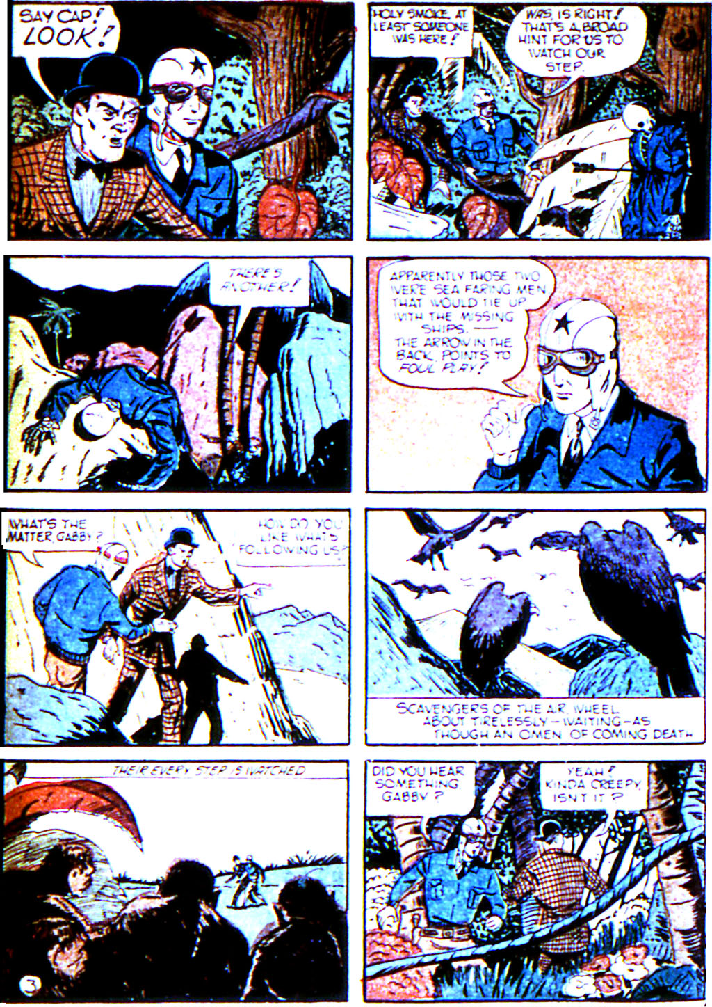 Read online Adventure Comics (1938) comic -  Issue #43 - 38