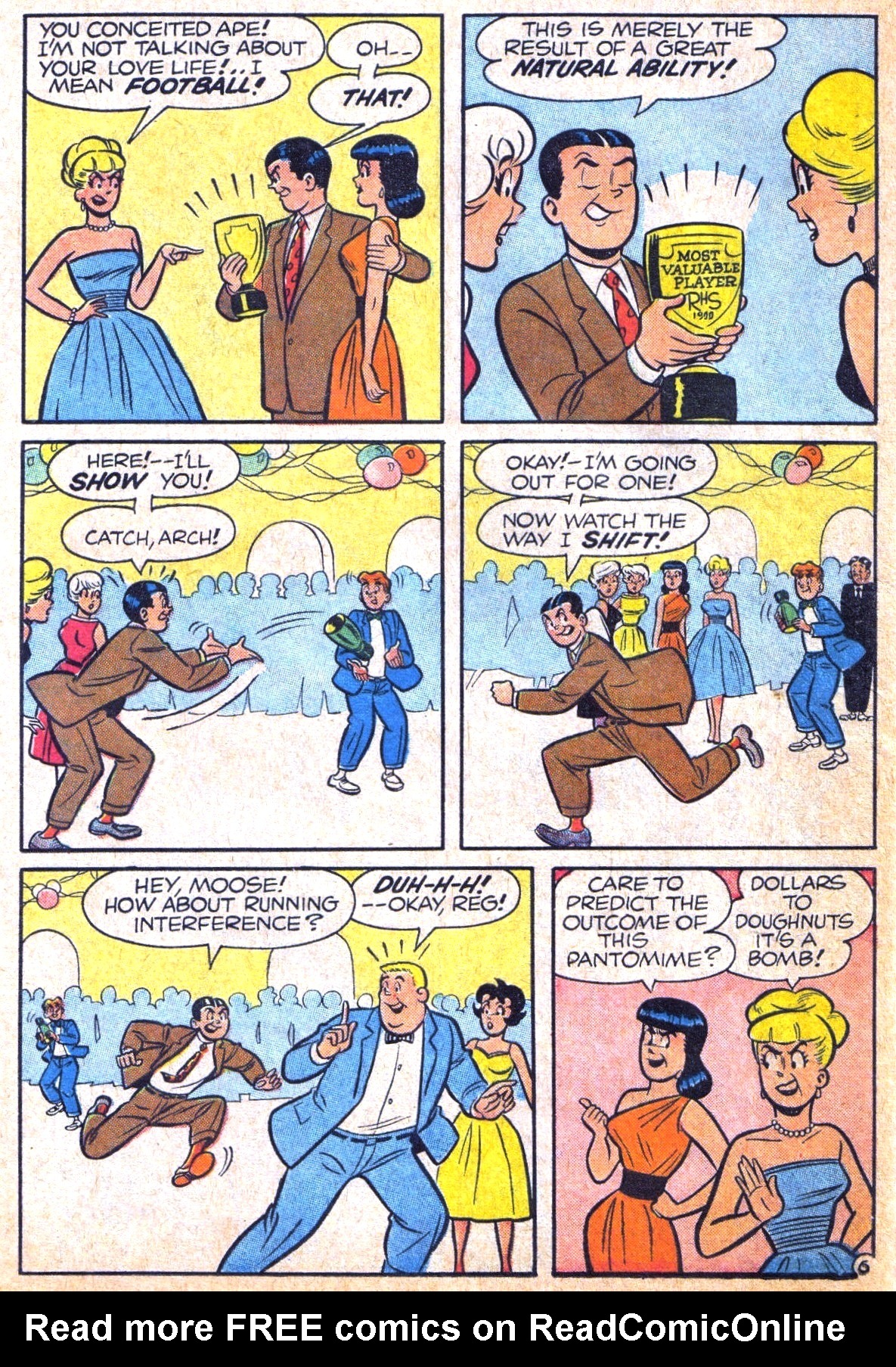 Read online Archie (1960) comic -  Issue #120 - 18