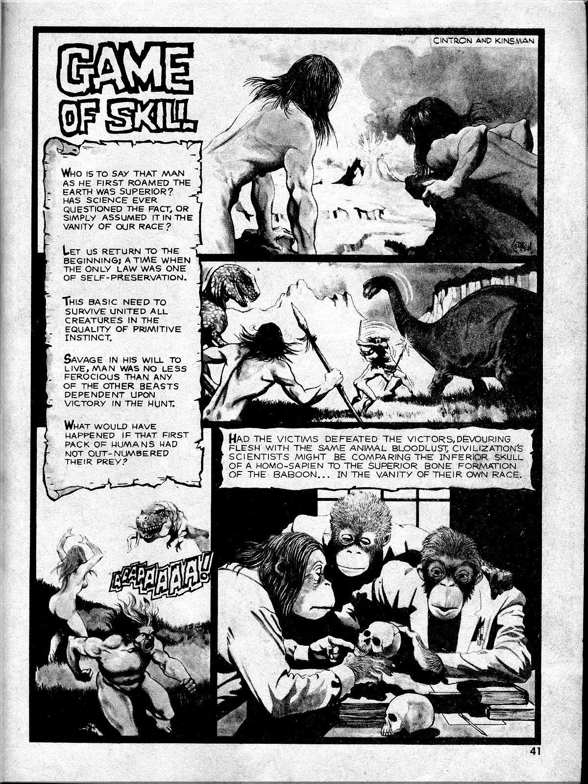 Nightmare (1970) issue 10 - Page 41