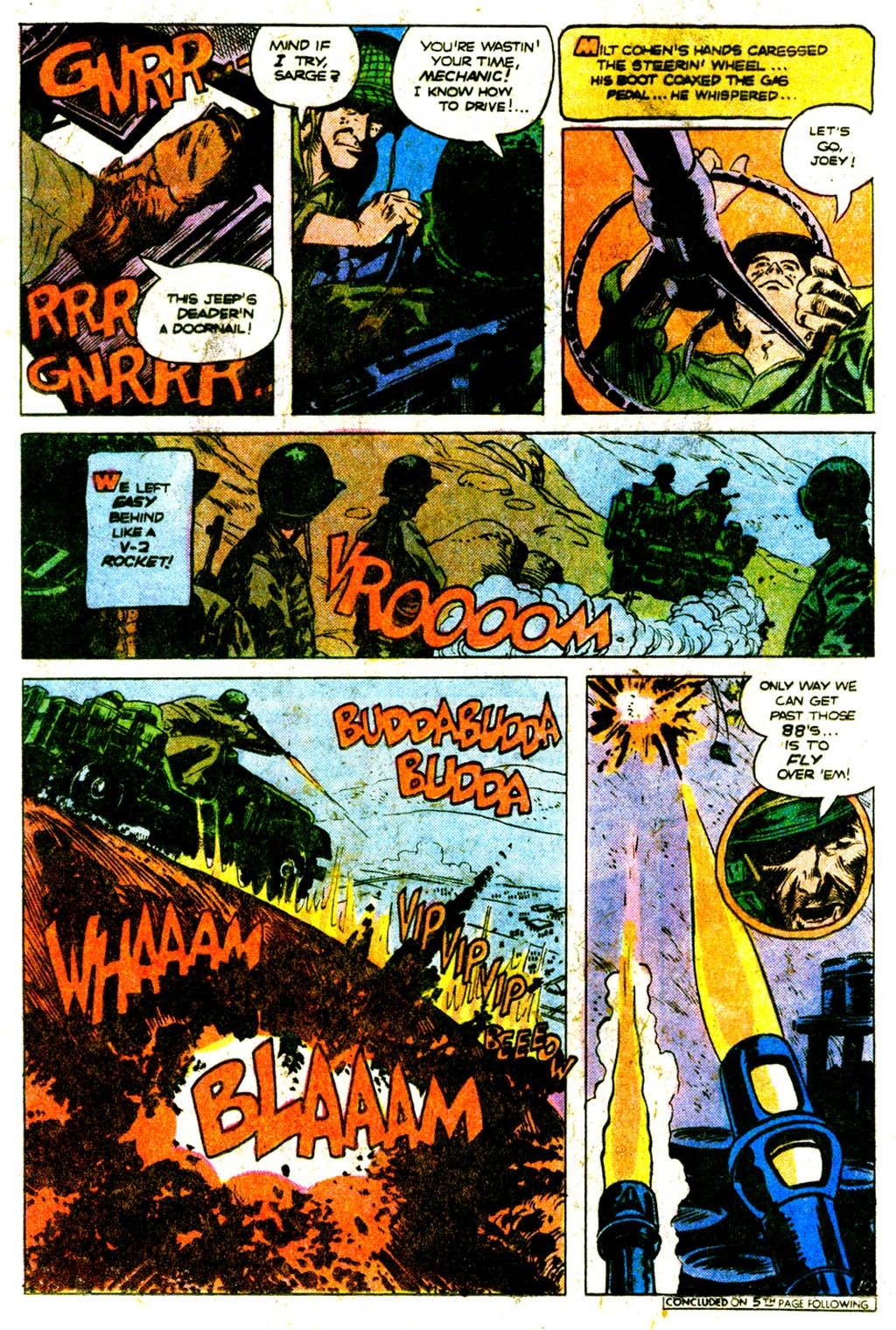 Read online Sgt. Rock comic -  Issue #313 - 15