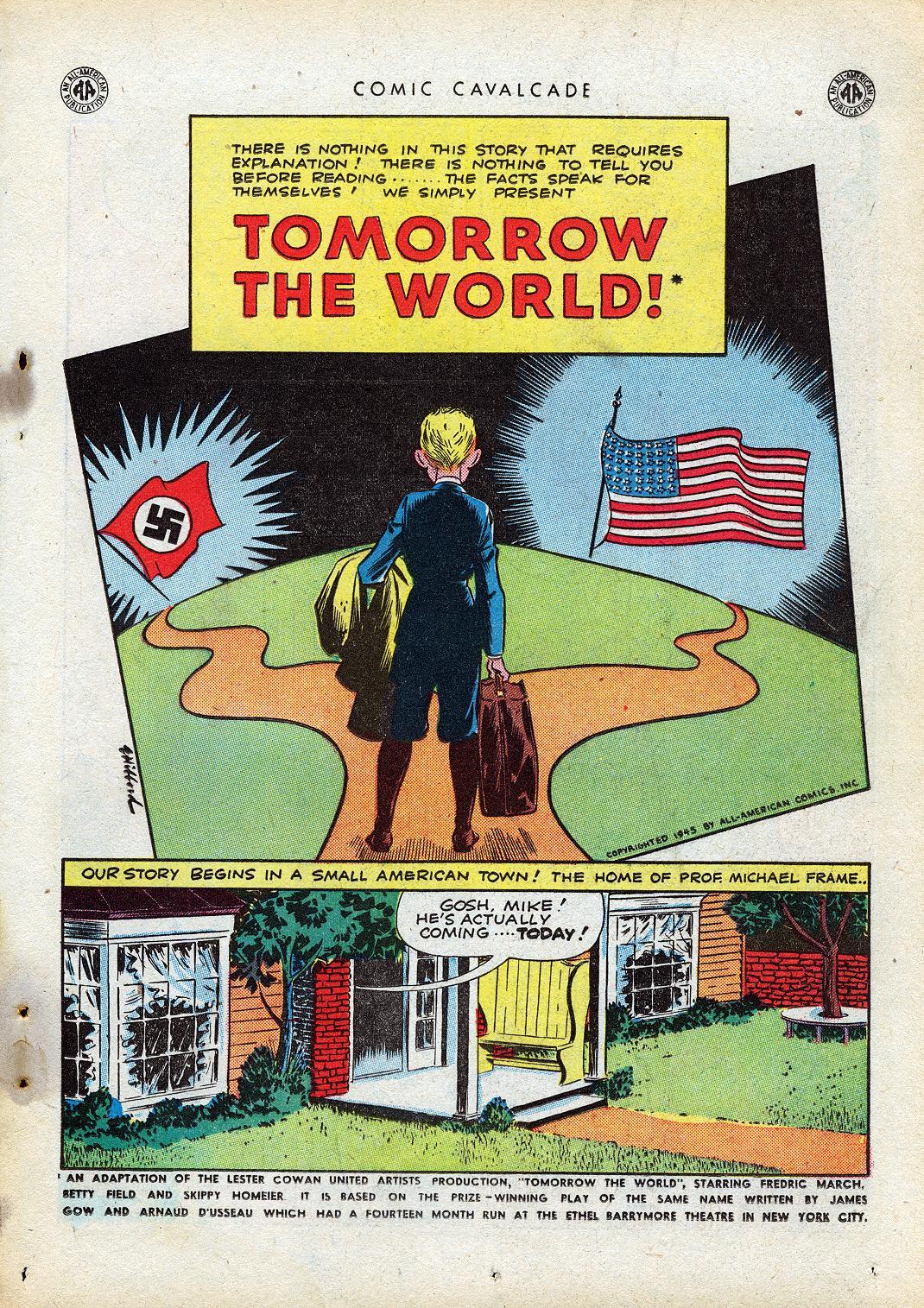 Comic Cavalcade issue 10 - Page 20