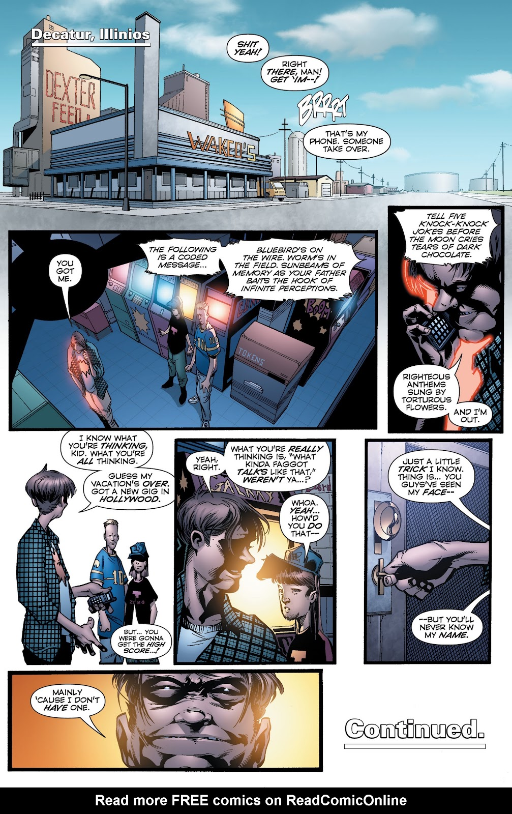 Wildcats Version 3.0 Issue #21 #21 - English 23