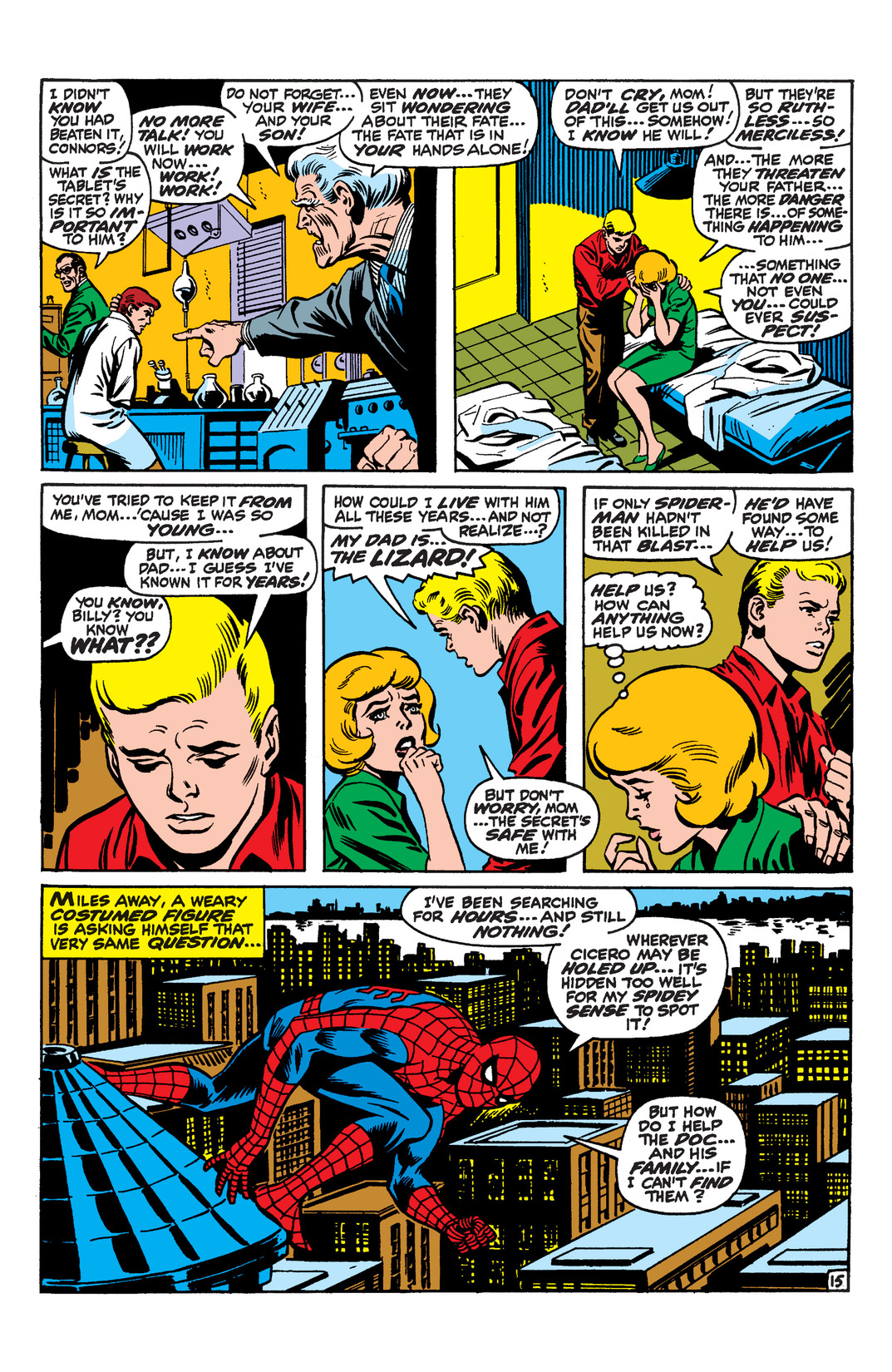 The Amazing Spider-Man (1963) 74 Page 15
