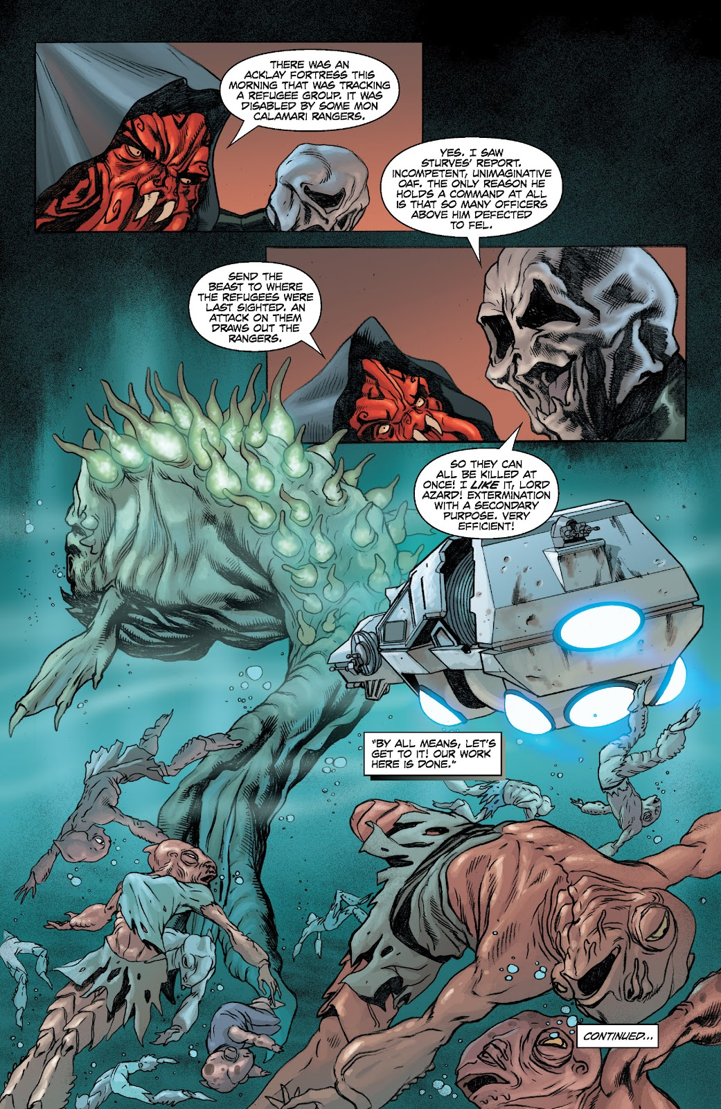 Read online Star Wars Legends: Legacy - Epic Collection comic -  Issue # TPB 2 (Part 4) - 16