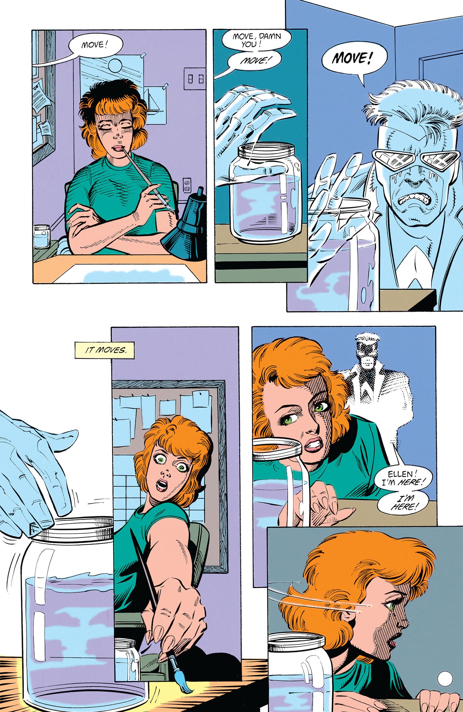 Read online Animal Man (1988) comic -  Issue #22 - 16