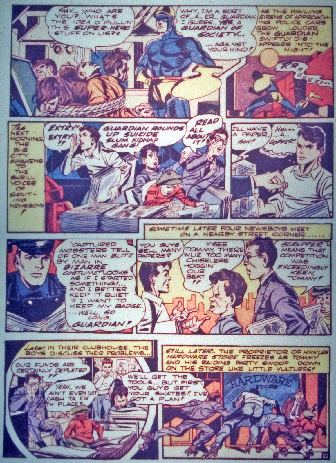 Star Spangled Comics (1941) issue 7 - Page 6