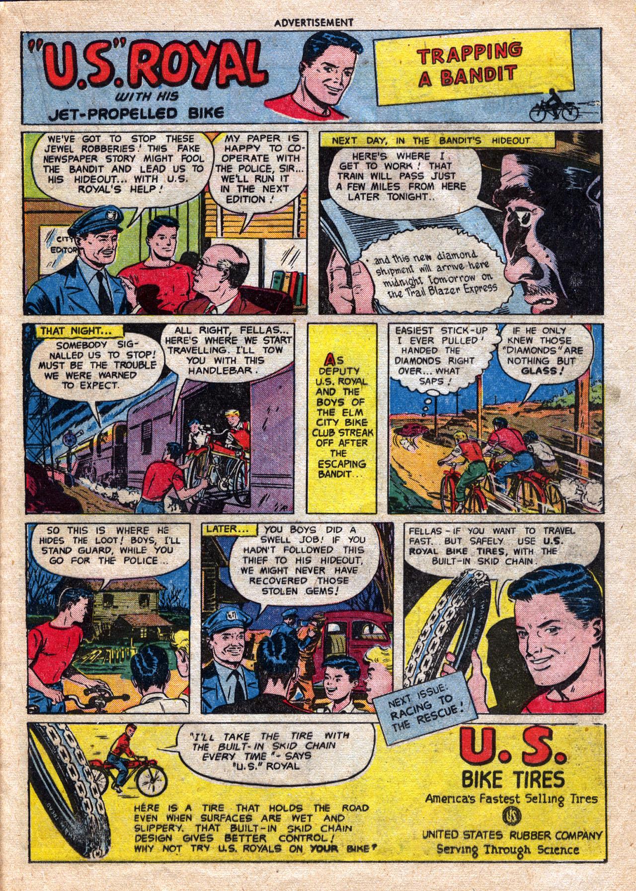 Read online Adventure Comics (1938) comic -  Issue #120 - 31