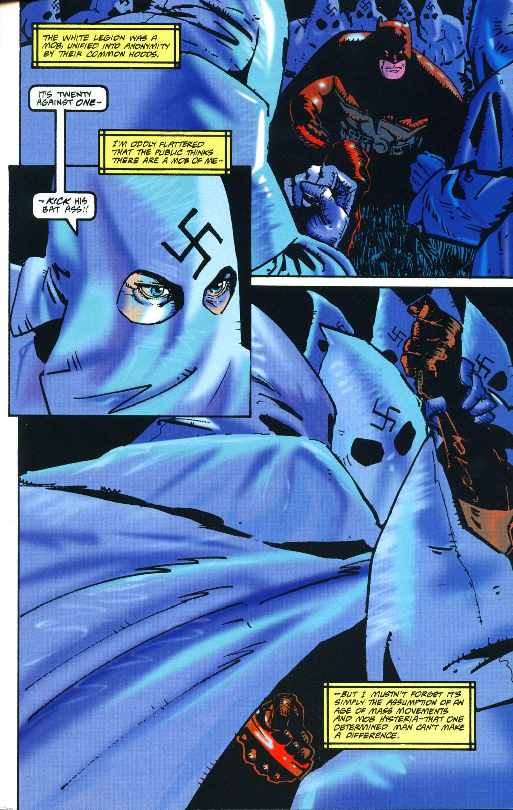 Read online Batman: Dark Allegiances comic -  Issue # Full - 9