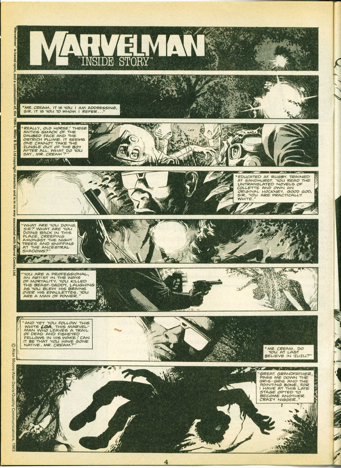 Warrior Issue #10 #11 - English 4
