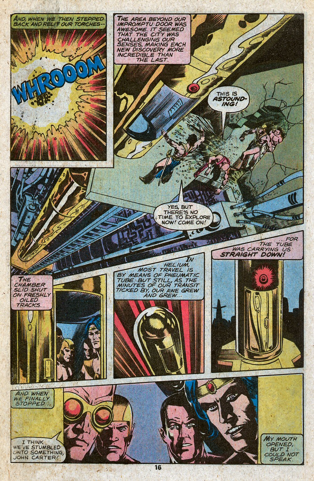 John Carter Warlord of Mars issue 28 - Page 18