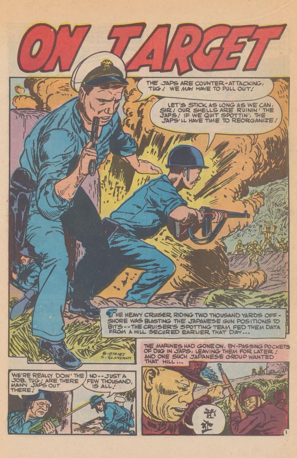 Read online Fightin' Navy comic -  Issue #133 - 9